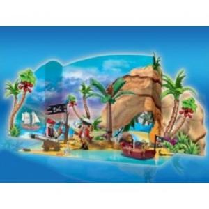 Playmobil Adventi naptár, Kalózföld - 4156