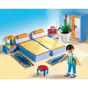 Playmobil Anyu a hálószobában - 4284