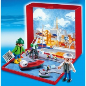 Playmobil Icuri-picuri kikötő - 4337