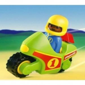 Playmobil Kismotoros versenyző - 6719