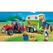 Playmobil Terepjáró lószállító konténerrel - 4189
