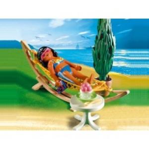 Playmobil Anya függőágyban - 4861