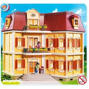 Playmobil Az én nagy babaházam - 5302