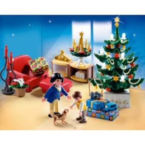 Playmobil Karácsonyi nappali - 4892