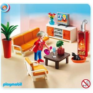 Playmobil Kényelmes nappali - 5332