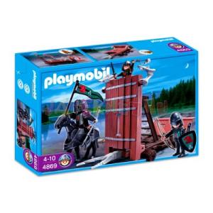 Playmobil Rohamkocsi rablókkal - 4869