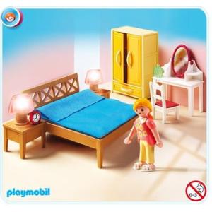 Playmobil Szülők hálószobája - 5331