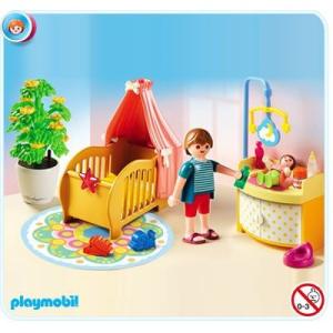 Playmobil Varázslatos bébiszoba - 5334