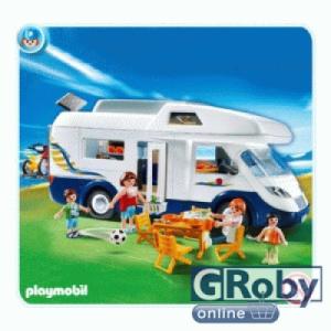 Playmobil Családi lakóautó - 4859