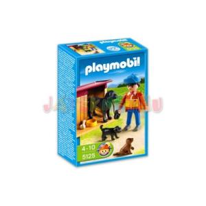 Playmobil Házőrző kutya kölykökkel - 5125