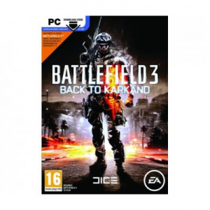 Electronic Arts Battlefield 3 Back To Karkand
