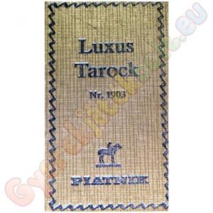 Piatnik Luxus tarock kártya