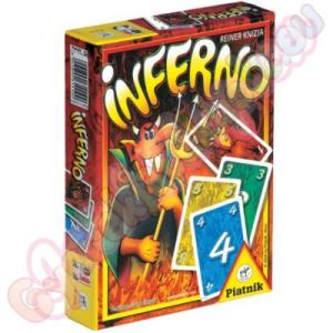 Piatnik Inferno kártya