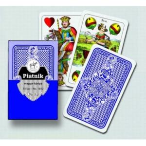 Piatnik Magyar Kártya kék