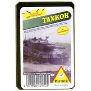 Piatnik Technikai kártya - Tankok