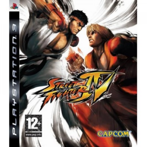 Capcom Street Fighter 4