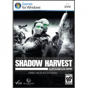 Black Lion Shadow Harvest: Phantom Ops