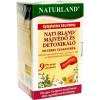 Naturland Májvédő és Detoxikáló Filteres Teakeverék