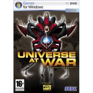 Sega Universe at War