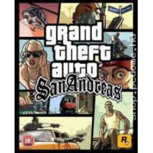 Rockstar Games Grand Theft Auto San Andreas