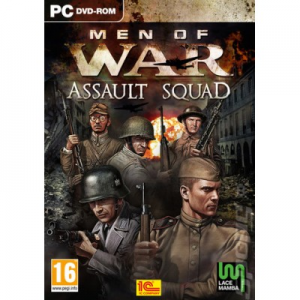 1C Company Men of War Assault Squad