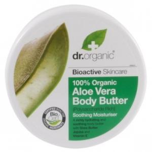 Dr. Organic bio aloe vera testápoló vaj poliszacharidokban gazdag