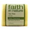 Faith in Nature szappan Bio teafa