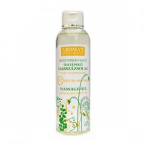 Aromax Mediterrán erdő testápoló masszázsolaj