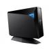 Asus BW-12D1S-U Blu-Ray USB2.0/3.0 Fekete
