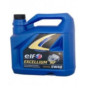 ELF EXCELLIUM NF 5W40 5 L