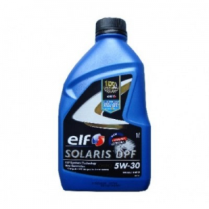 ELF SOLARIS DPF 5W30 1L