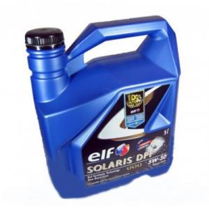 ELF SOLARIS DPF 5W30 5L