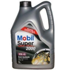 Mobil Super 2000 X1 10W-40 5 L