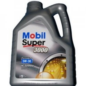 Mobil Super 3000 Formula FE 5W-30 5 L