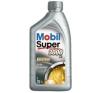 Mobil Super 3000 X1 5W-40 1 L motorolaj