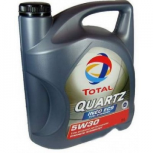 Total QUARTZ INEO ECS 5W30 5 L