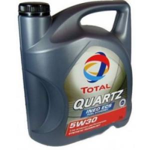 Total QUARTZ INEO ECS 5W30 5 L