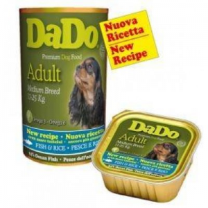 DaDo Adult Medium Breed Fish & Rice