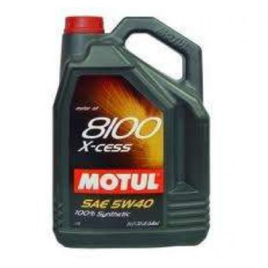 Motul 8100 X-cess 5W-40 motorolaj 5L