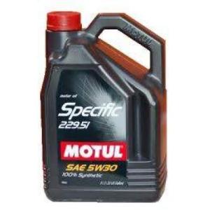 Motul Specific 229.51 5W-30 motorolaj 5L