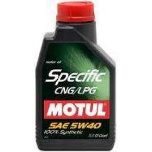 Motul Specific CNG/LPG 5W-40 motorolaj 1L