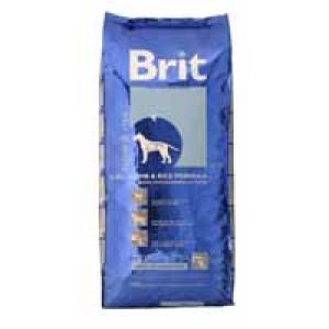 Brit Lamb & Rice