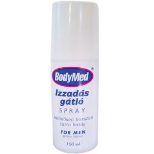 Bodymed Izzadásgátló spray férfi