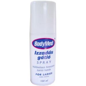 Bodymed Izzadásgátló spray női