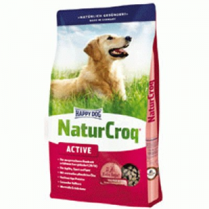 Happy dog natur-croq kutyaeledel 15 kg active