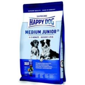 Happy Dog Supreme Medium Junior 25 10 kg