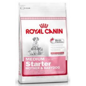 Royal Canin Medium Starter Mother&Babydog 4 kg