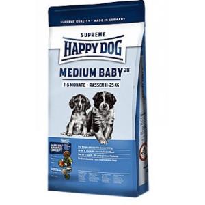 Happy Dog Supreme Medium baby 28 10 kg
