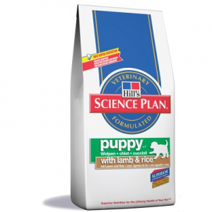 Hill's SP Puppy Lamb & Rice 3 kg