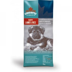 Chicopee Puppy Lamb & Rice